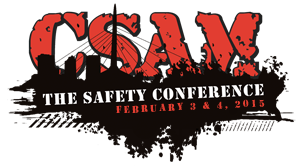 CSAM - The Safety Conference logo smaller
