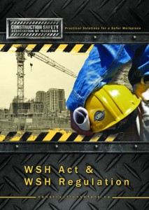 WSH Act & Regulations Booklet